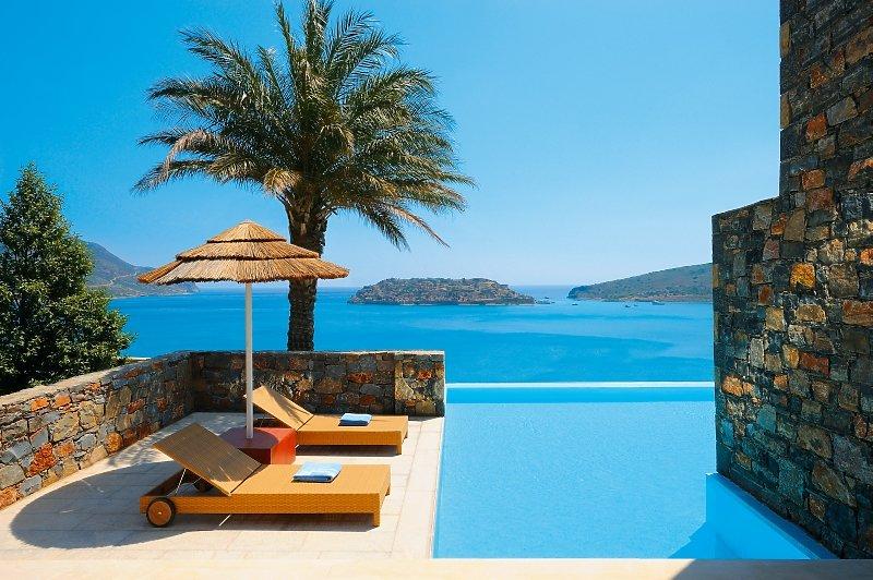 Sterne Resorts Mit Pool Villa Mittelmeer