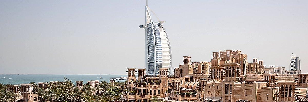 Dubai Hotels günstig buchen