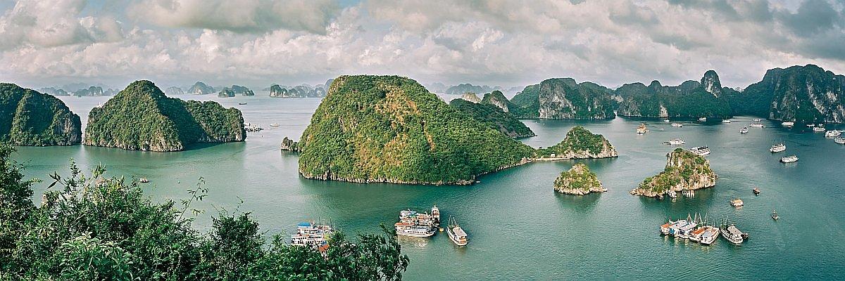 Hanoi & Halong Bucht Hotels günstig buchen