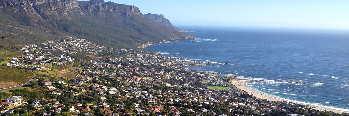Kapstadt Hotels günstig buchen