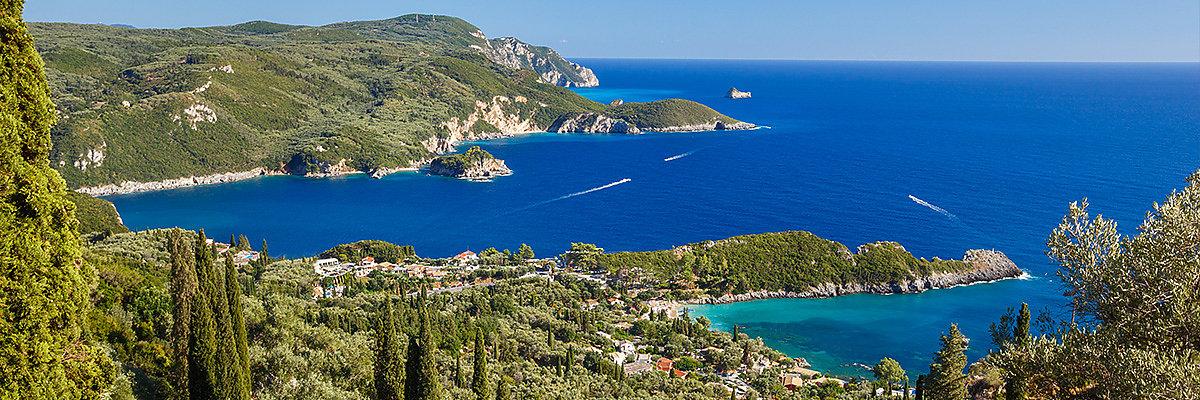 Korfu Hotels günstig buchen