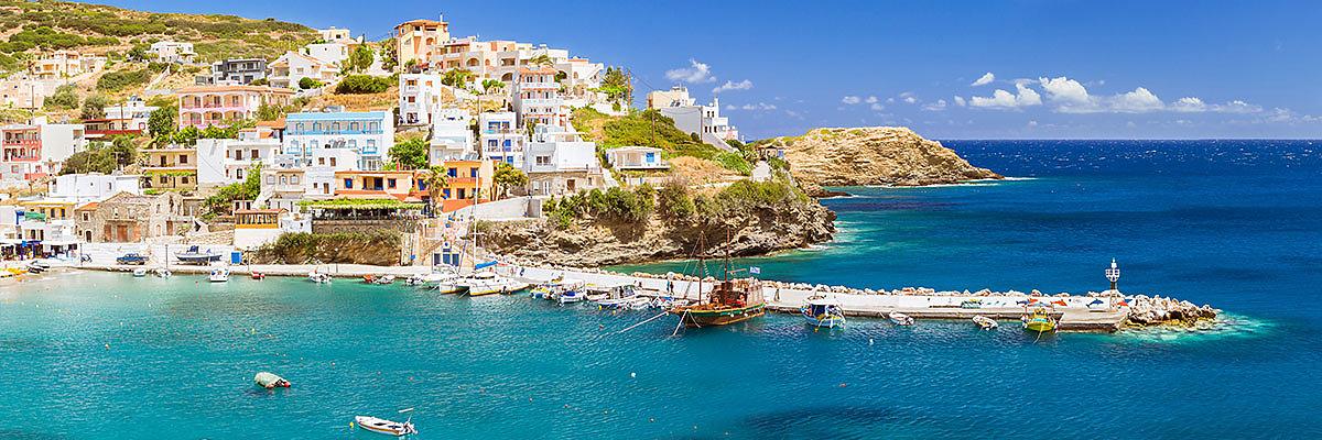 Kreta Hotels günstig buchen