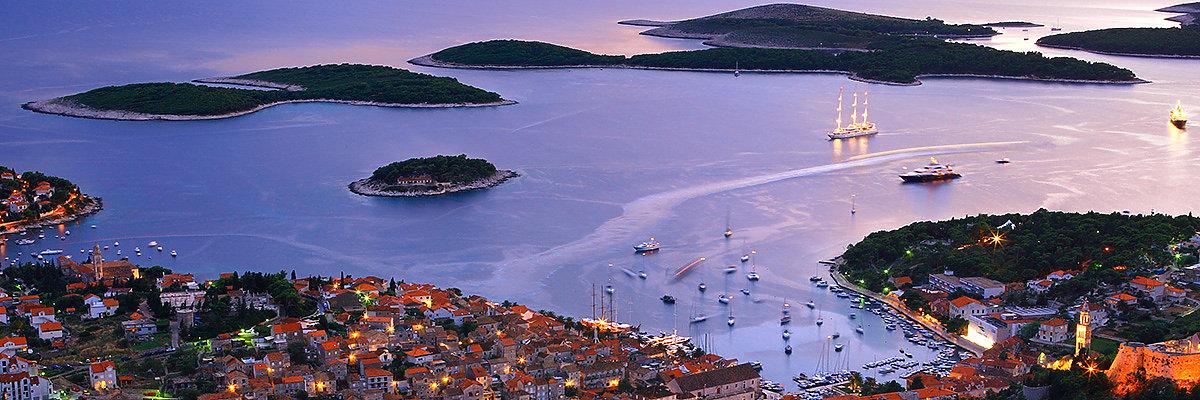 Kroatien Hotels günstig buchen