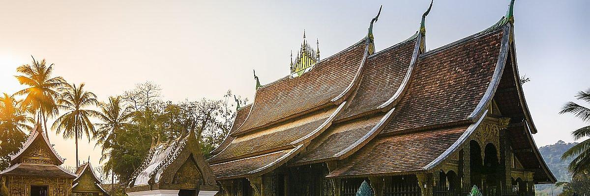 Laos Hotels günstig buchen