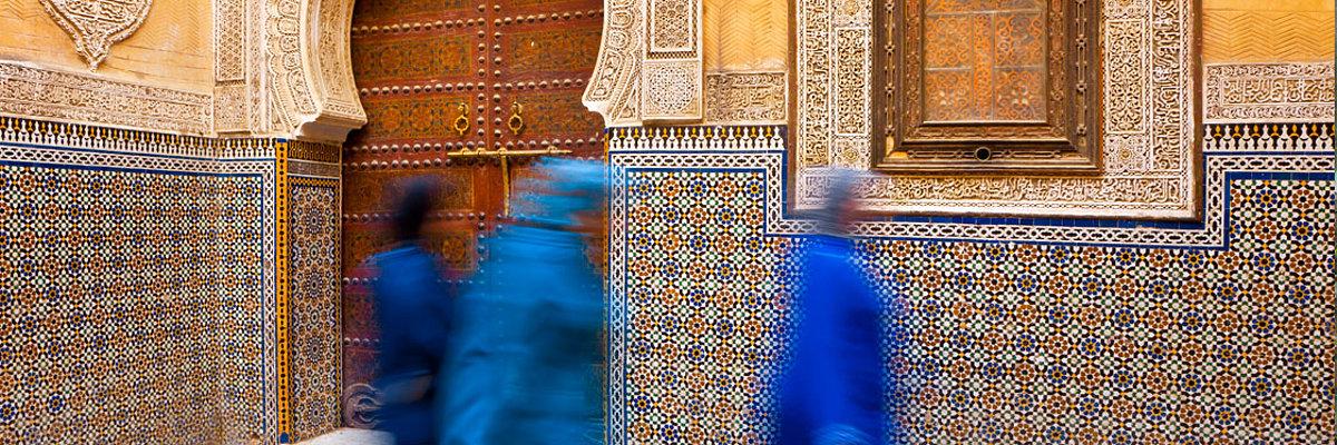 Marokko Hotels günstig buchen