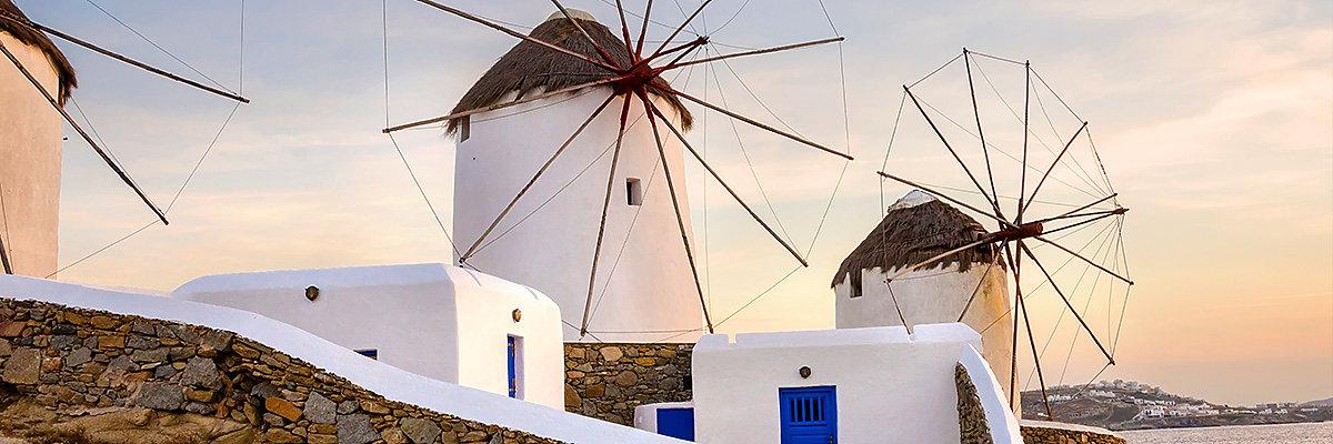 Mykonos Reisen und Mykonos Sonderangebote