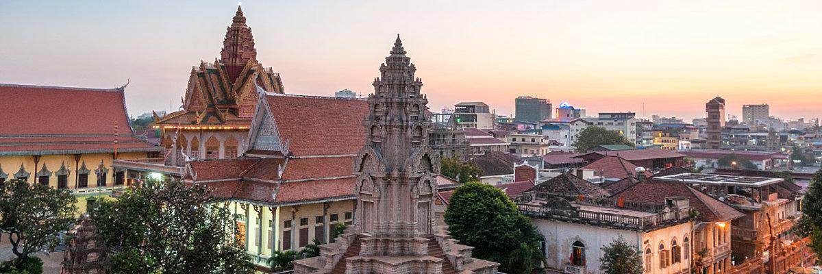 Phnom Penh Hotels günstig buchen