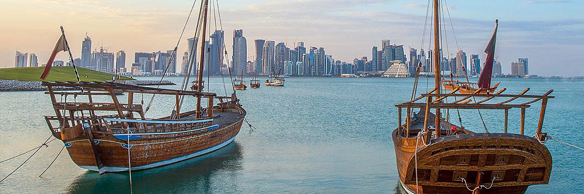 Qatar Reisen und Qatar Sonderangebote