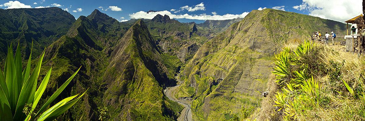 Réunion Reisen und Réunion Sonderangebote