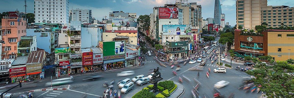 Saigon & Mekong Delta Hotels günstig buchen