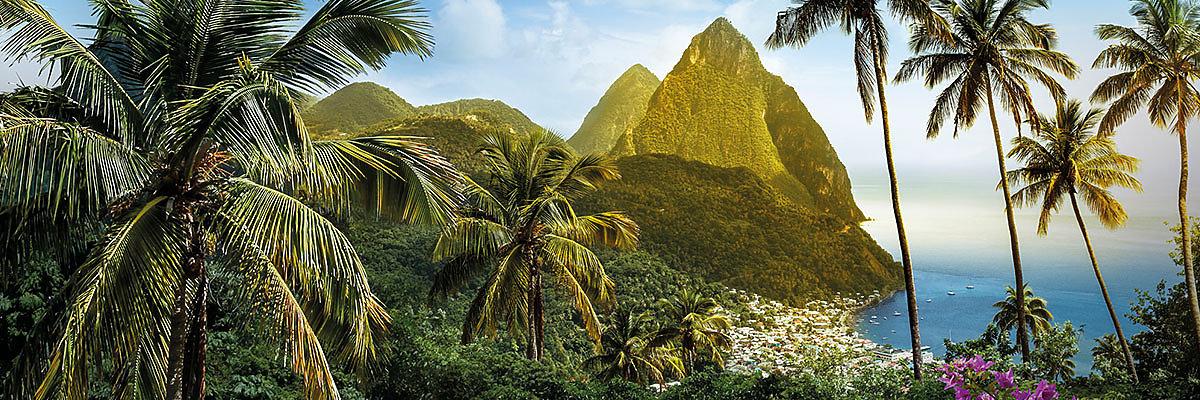 Saint Lucia Reisen und Saint Lucia Sonderangebote