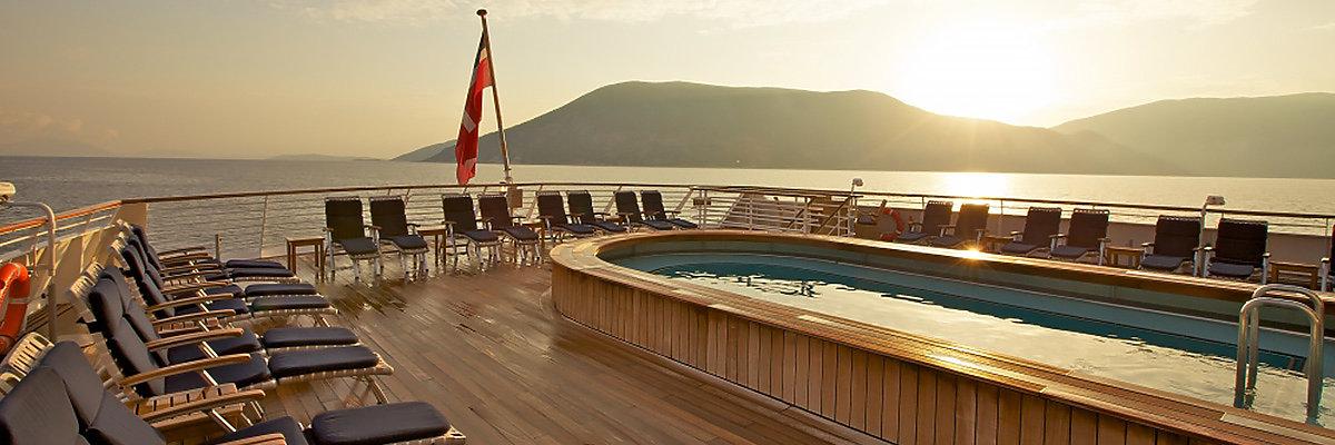 SeaDream Yacht Club Hotels günstig buchen