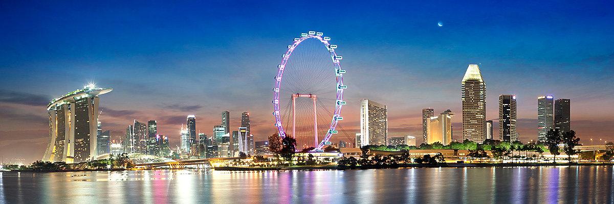 Singapur Hotels günstig buchen