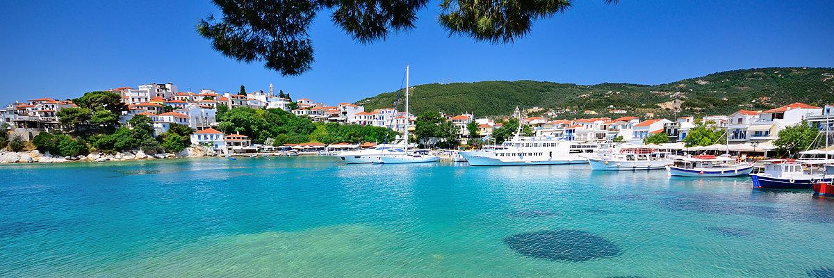 Skiathos Hotels günstig buchen