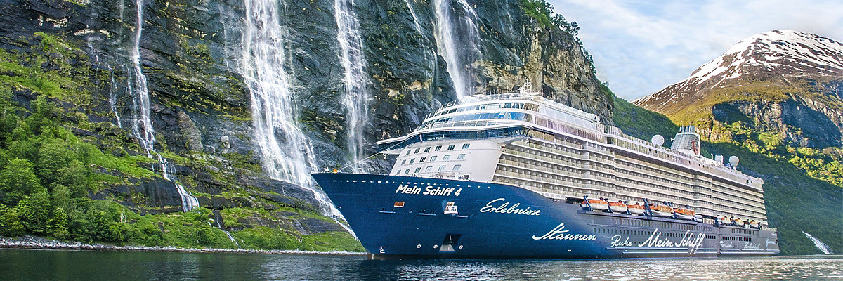 TUI Cruises Hotels günstig buchen