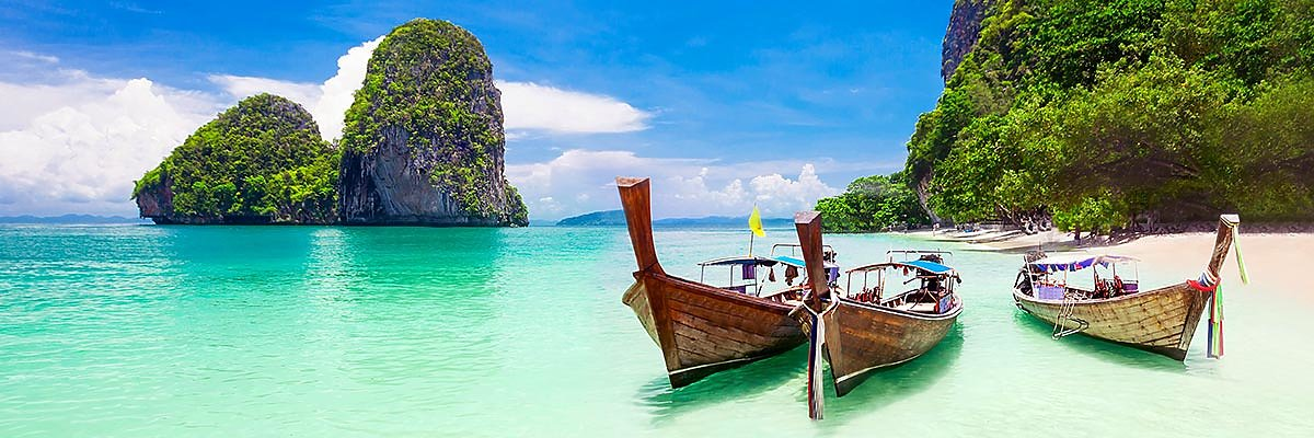 Thailand Hotels günstig buchen