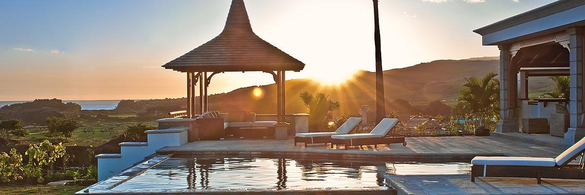 Villen Hotels günstig buchen