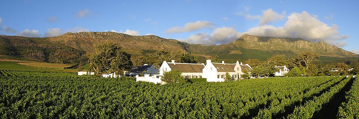 Winelands Reisen und Winelands Sonderangebote