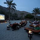 Open Air Kino Cinema Paradiso - Six Senses Zighy Bay