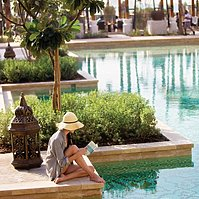 Adults Only Pool - Jumeirah Al Naseem