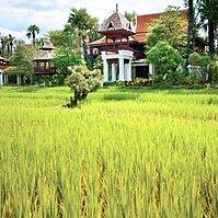 Dhara Dhevi - Deluxe Villa