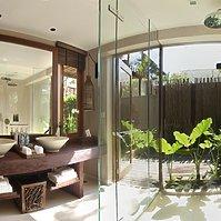 Anantara Rasananda - Garden Pool Suite - Badezimmer