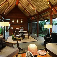 Kayumanis Jimbaran - Private Estate Wohnzimmer