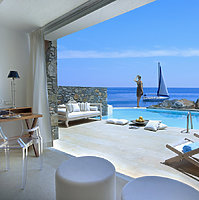 Club Studio Suite Private Pool - St. Nicolas Bay Resort Hotel & Villas