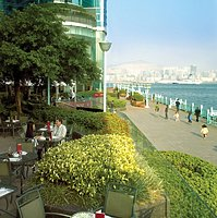 Harbour Grand Kowloon - Waterfront Bar & Terrace