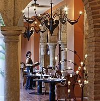 Restaurant - Hostal Nicolas de Ovando