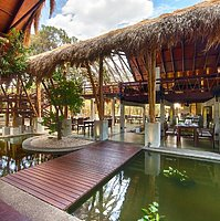 Jungle Beach by Uga Escapes - Restaurant