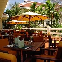 Raffles Grand Hotel d'Angkor - Cafe D´Angkor