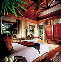 Four Seasons Resort - Pavilion Schlafzimmer