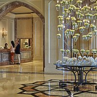Lobby - Four Seasons Doha