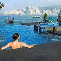 InterContinental Hong Kong - Infinity Pool