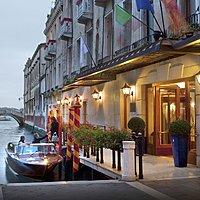 Luna Hotel Baglioni - Außenansicht