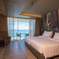 Sea View Zimmer - Savoy Saccharum Resort & Spa