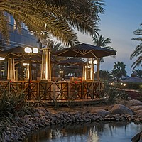 Shades Terrasse - Le Royal Meridien Beach Resort & Spa