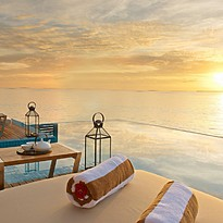 2 BR Ocean Villa mit Pool - Hideaway Beach Resort & Spa