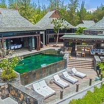 2 & 4 Bedroom Villa - St. Regis Villas Mauritius
