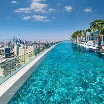 Address Beach Resort - Rooftop Pool