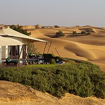 Al Maha Desert Resort & Spa - Presidential Suite