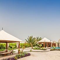 Al Naseem Tented Pool Villa