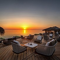 Amber Bar - Waldorf Astoria Maldives Ithaafushi