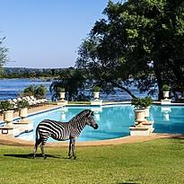 Anantara Royal Livingstone - Zambia, Namibia & Botswana