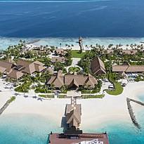 Ankunftsjetty - Waldorf Astoria Maldives Ithaafushi