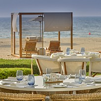 Aquario Restaurant - The Oberoi Beach Resort, Al Zorah