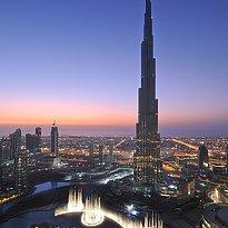 Armani Hotel Dubai im Burj Khalifa