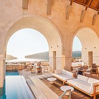 Arsenali Lounge - Blue Palace, A Luxury Collection Resort & Spa