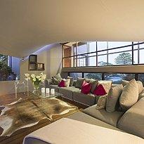 Außenbereich - Lounge - Kanonkop Guest House
